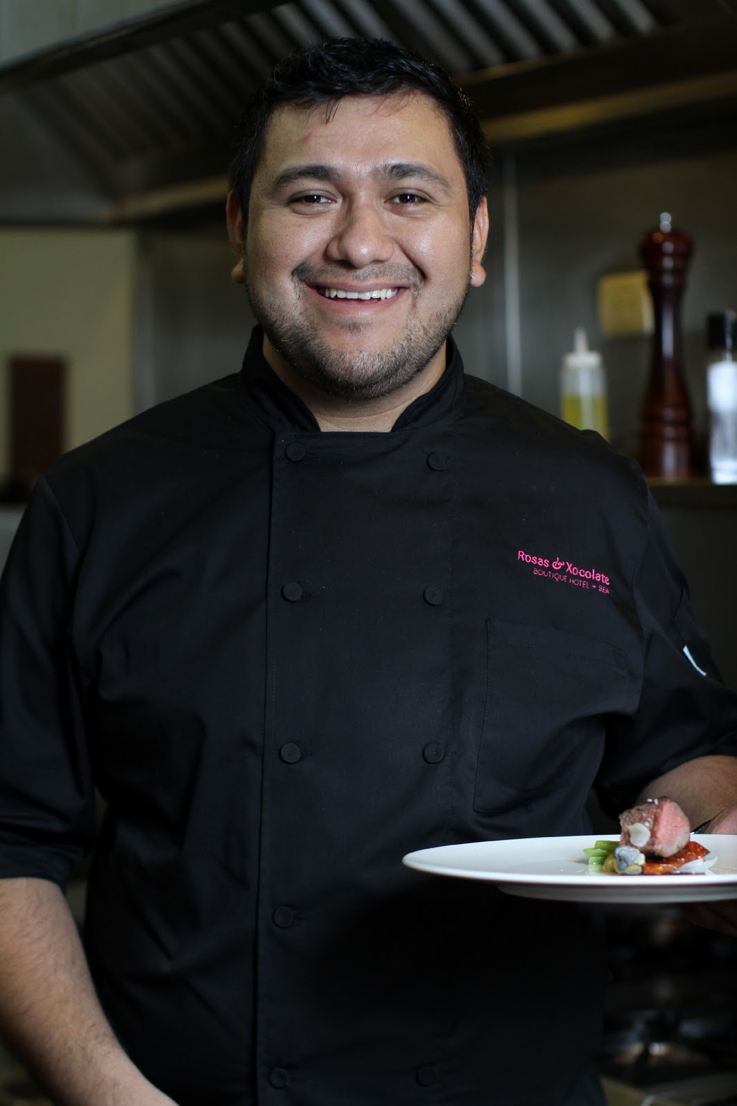 Chef Mario Espinosa (Photo: travesiasporelmundo.blogspot.com)