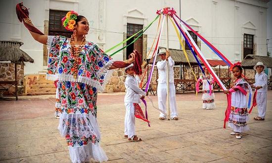 Festival Cultural de Telchac Puerto (Photo: Google)