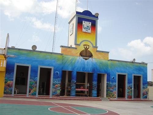 Downtown Telchac (Photo: yucatan.com.mx)