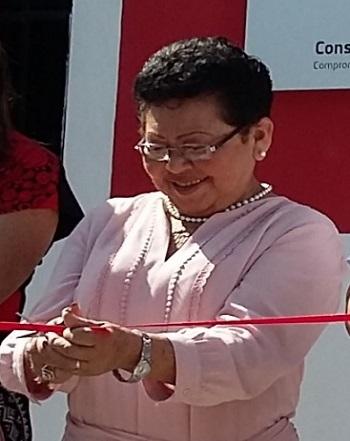 alcaldesa Chicxulub 2