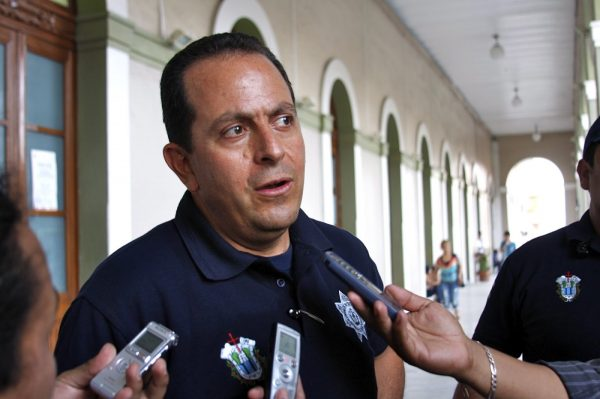 Arturo Bermudez, former state security director of Veracruz. (PHOTO: periodicoelnacional.com)