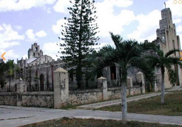 chicxulub pueblo