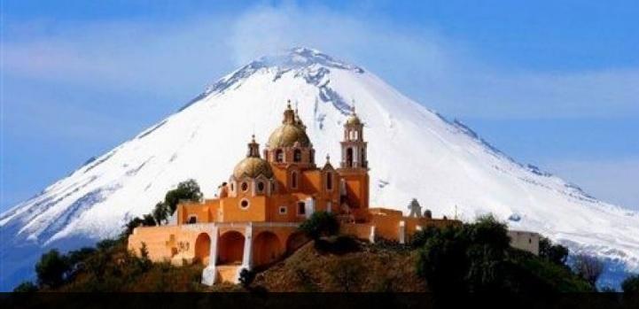Cholula, Puebla,México (AP Photo/Joel Merino, File)