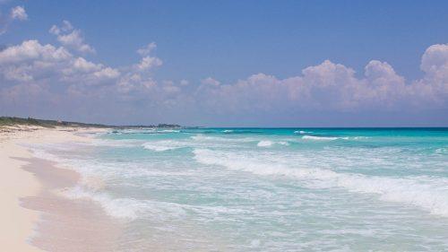 Playa de San Martin on Cozumel's eastern coast. (Photo: Flickr/Waywuwe)