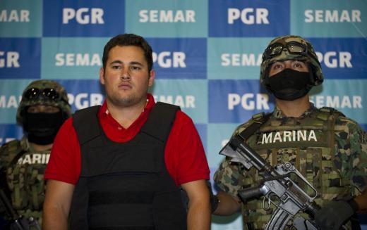 Jesus Alfredo Guzman Salazar was among the men kidnapped in Puerto Vallarta, authorities said. (PHOTO: latintimes.com)