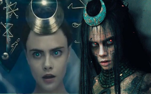 Cara Develingne as Enchantress