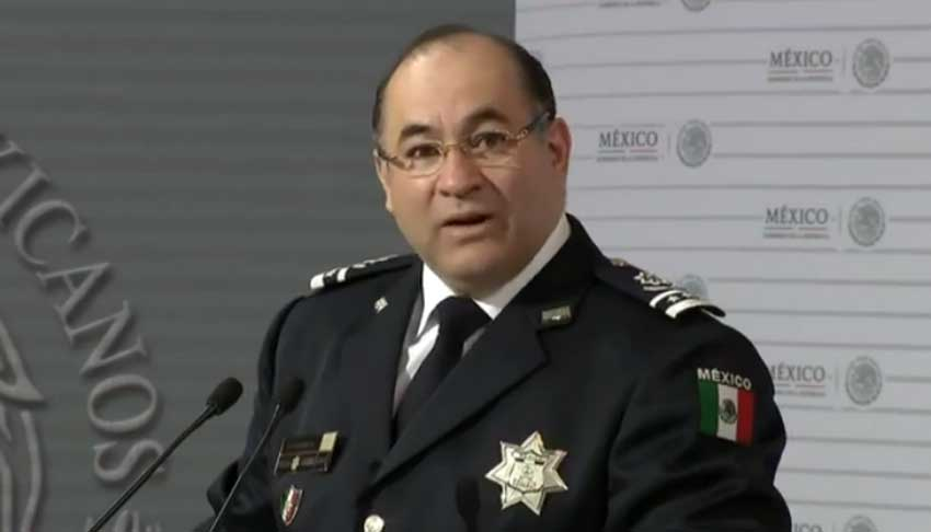 Mexico top cop sacked on kill allegations