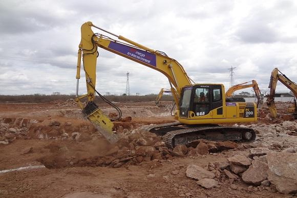 Ground is broken for Faro del Mayab