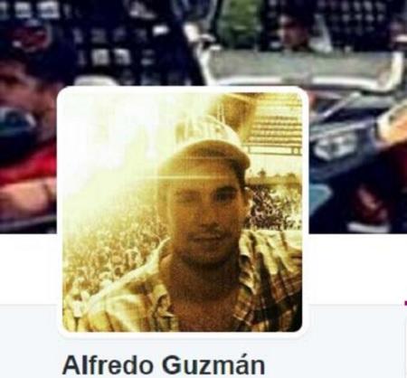 Alfredo Guzman Twitter profile