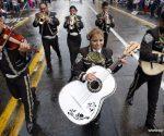 A mariachi group performs in Guadalajara festival. (PHOTO: new.xinhuanet.com)