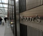 Moody's credit rating agency building, in New York. (PHOTO: bnamericas.com)