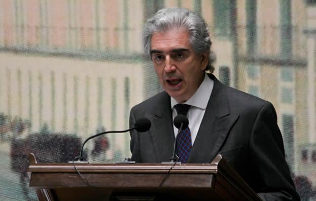 Mexico Culture Minister Rafael Tovar y de Teresa. (PHOTO: adnpolitico.com)