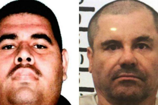 """Juan Manuel Alvarez Inzunza (L), associate of """"El Chapo"""" Guzman. (PHOTO: proceso.com.mx)"""