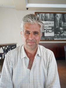Richard Nichols, administrator of the Yucatan Hacienda Owners Association. (PHOTO: Robert Adams)