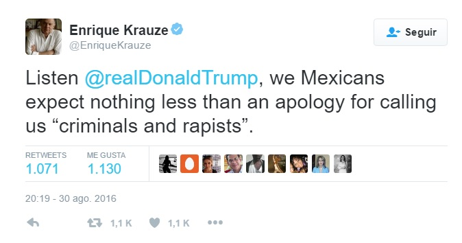 tweet krauze_trump