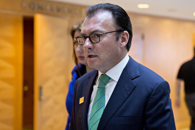Finance Minister Luis Videgaray (Google)