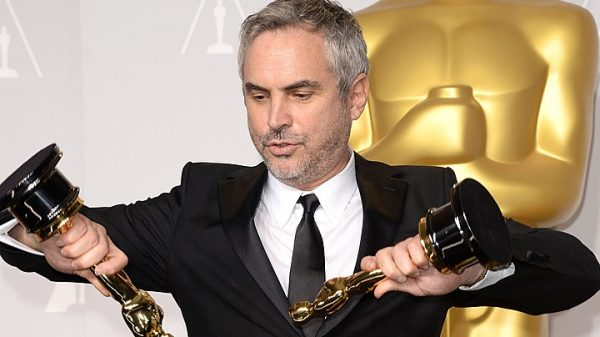 Film director Alfonso Cuarón. (PHOTO: gettyimages.com)