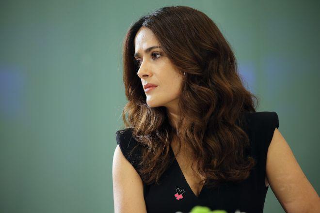 Salma Hayek (Photo: latino.foxnews.com)