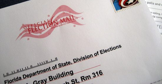 Voting from overseas requires an absentee ballot. (PHOTO: dailysignal.com)