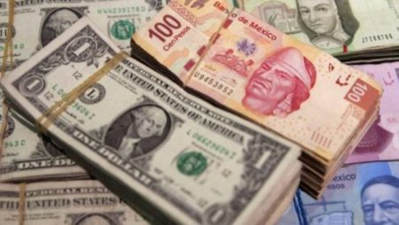 Peso Dollar Exchange Rate Le As