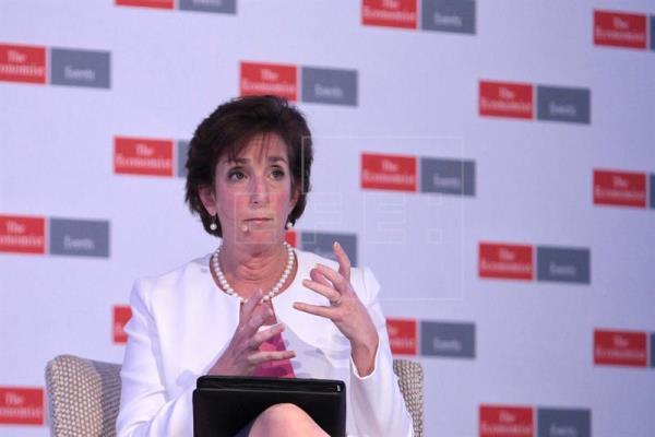 U.S. Ambassador to Mexico Roberta Jacobson. (PHOTO: efe.com)