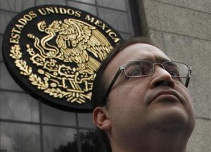 Fugitive Veracruz ex-Gov. Javier Duarte is under investigation for corruption. (PHOTO: ap.org)