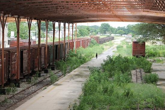 Abandoned rail yard. (PHOTO: granparquelaplancha.org)