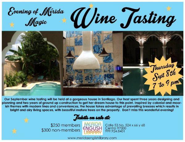 mel wine tasting