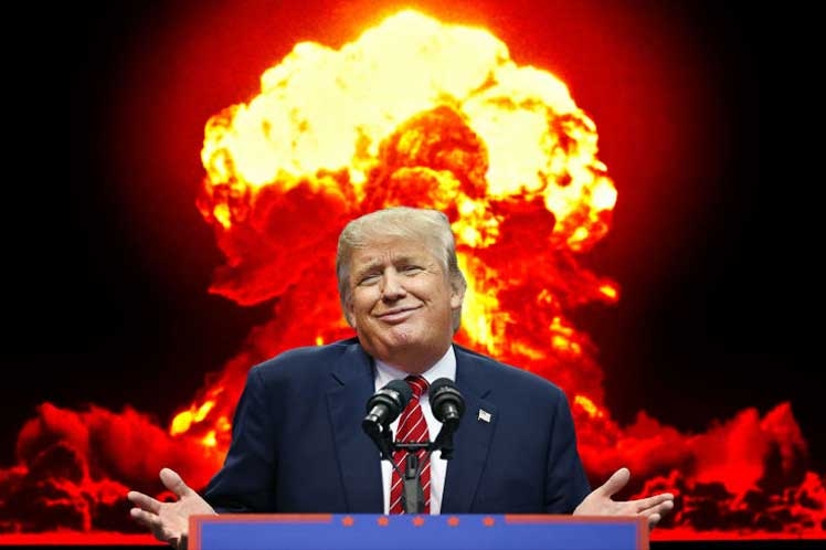 "US voters consider Trump could become U.S. ""Nuke Duke"" - The ..."