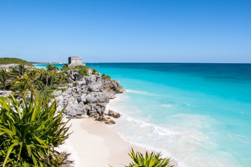 Tulum is one of the attractions of the Mayan Riviera. PHOTO: El Cid Vacations Club