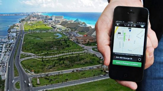 Uber has launched in Cancun. (PHOTO: unioncancun.com)