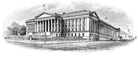 U.S. Treasury Department, Washington, D.C.