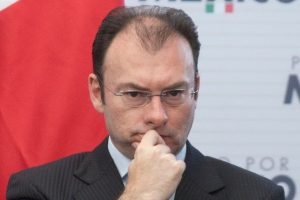 Luis Videgaray. (PHOTO: proceso.com.mx)