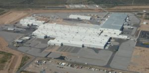 GM recently expanded its plant in San Luis Potosí. (PHOTO: gmauthority.com)