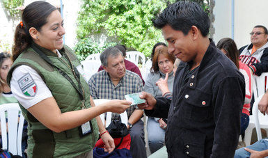 Mexico to grant residency to undocumented migrants (Photo: INM)