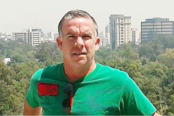 O'Neil McGean (Photo: Mexico News Daily)