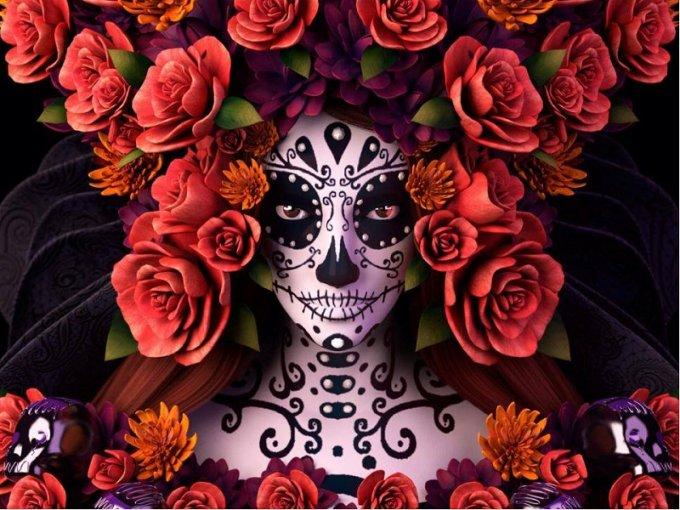 Mexicos La Catrina Symbolizes More Than Just Death The Yucatan