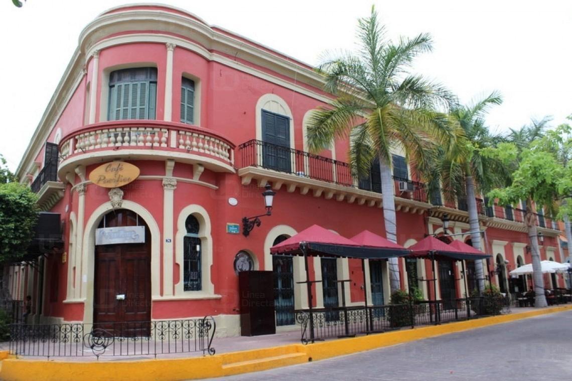 Centro Histórico del puerto de Mazatlán (Photo: Portal linea Directa)