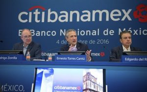 Executives announced the new name and investment for Banamex. (PHOTO: forbes.com)