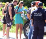 Four Spanish tourists robbed at gunpoint on Cozumel. (PHOTO: noticaribe.com.mx)