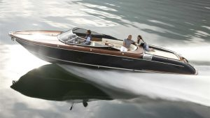 Duarte reportedly bought a luxury boat like the one is this photo for $790,000 USD. (PHOTO: Riva)
