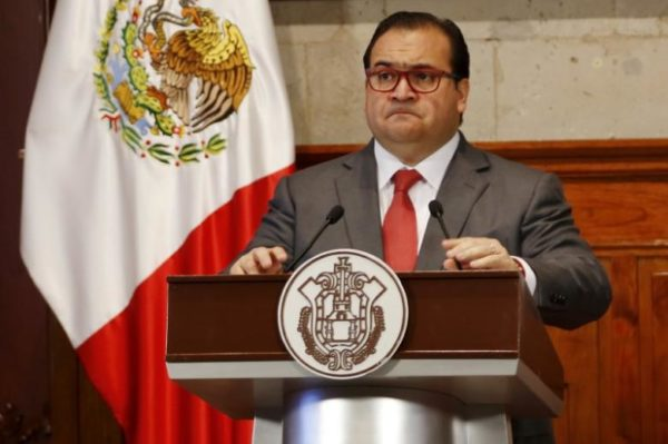 Javier Duarte, Governor of the state of Veracruz. (PHOTO: REUTERS)