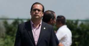Gov. Javier Duarte of Veracruz has resigned to face corruption charges. (PHOTO: animalpolitico.com)