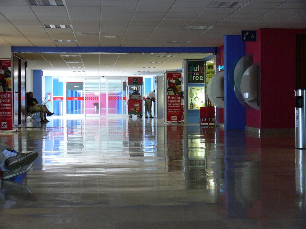 Mazatlan International Airport (Photo: Panoramio)