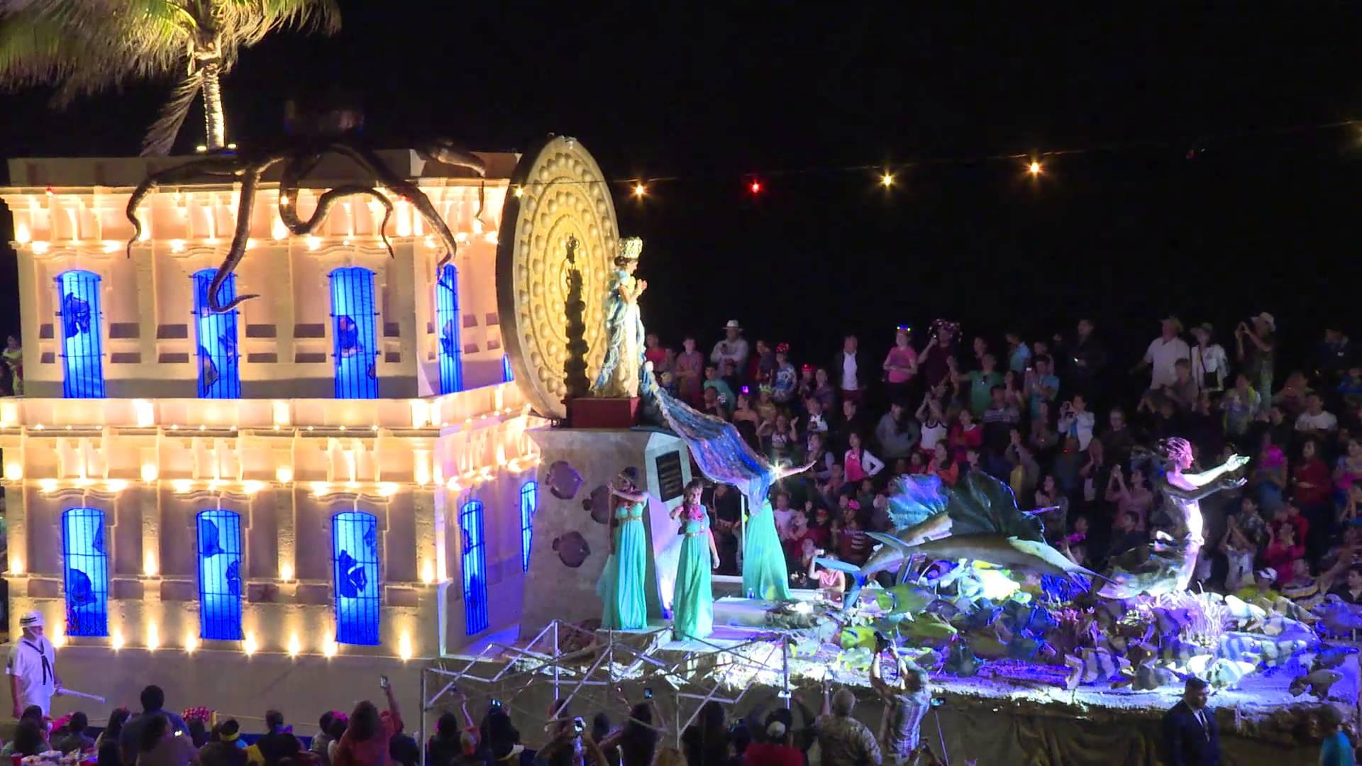 Mazatlan carnival 2016 (Photo: YouTube)