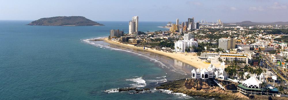 Mazatlán, Sinaloa (Photo: Hotel Playa Mazatlán)