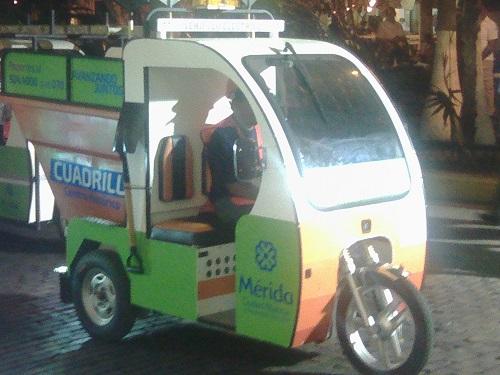 Maintenance municipal vehicle (TYT)