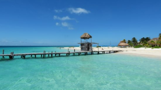 Playa Norte on Isla Mujeres. (PHOTO: youtube.com)