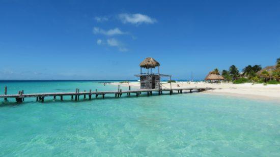 Playa Norte on Isla Mujeres. (PHOTO: youtube.com)