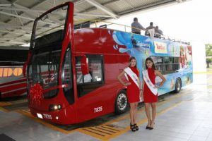 Cancun's new Turibus offers a fresh way to see the city. (PHOTO: sipse.com)